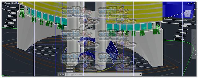 Download-AutoCAD-CAd-DWG-file-3d-hotel-model-dwg-cad