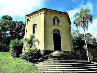 Santuário Nossa Senhora do Rosário da Pompéia, Silveira Martins, RS