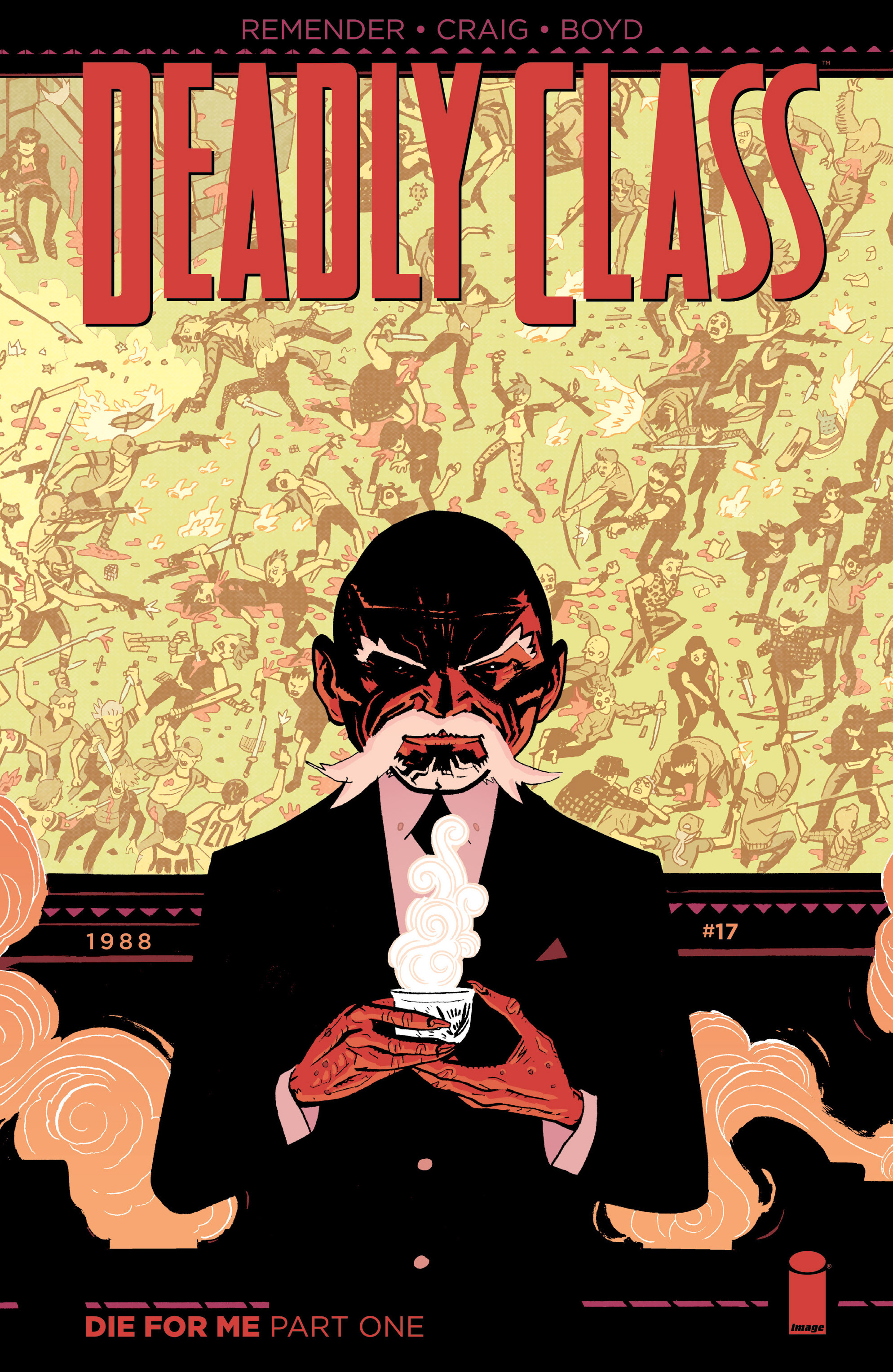 Deadly Class 17 Page 1
