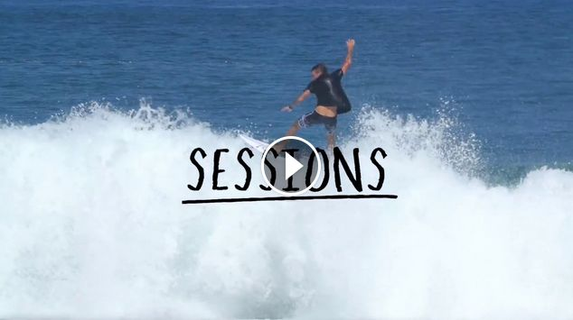 Surfing in Bali is everything Sessions - Keramas