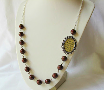image jane eyre necklace asymmetrical swarovski crystal pearls burgundy two cheeky monkeys
