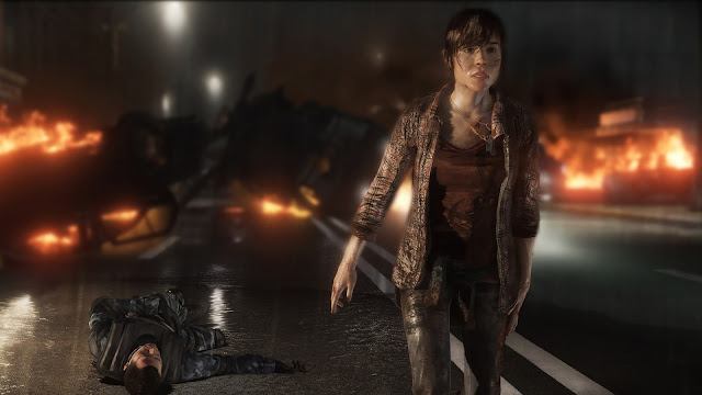 Beyond Two Souls PC Descargar
