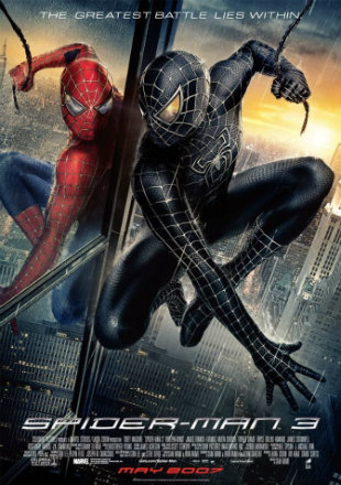 Spider-Man 3 2007 BRRip 1GB Hindi Dual Audio 720p Watch Online Full Movie Download bolly4u