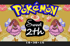 pokemon sweet 2th cover