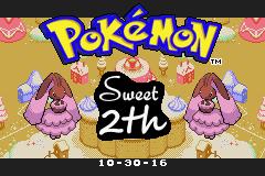 pokemon sweet 2th cover