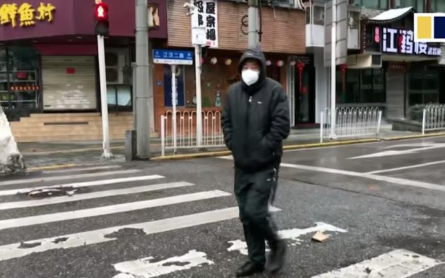 Góc nhìn của một người trong cuộc tại đại dịch virus corona Vũ Hán