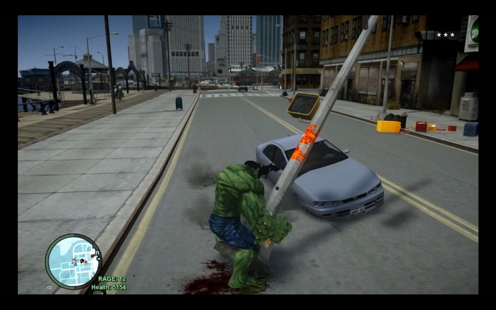 Gta Iv Hulk – HD Wallpapers