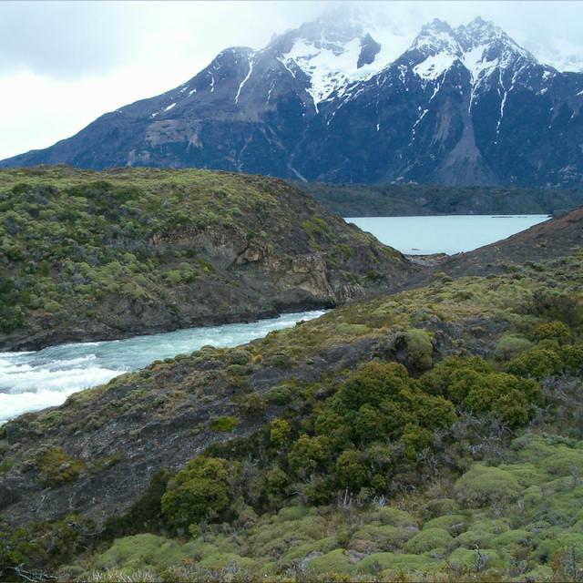 Patagonia bate e volta a Torres del Paine