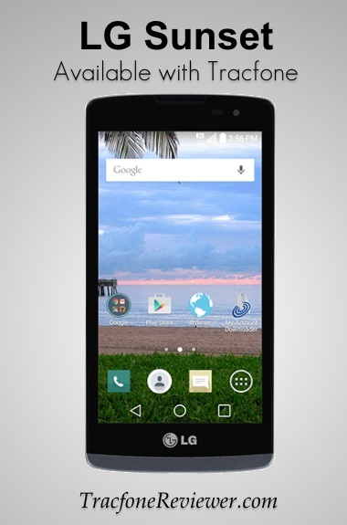TracfoneReviewer: LG Sunset Review - Tracfone GSM 4G LTE Smartphone