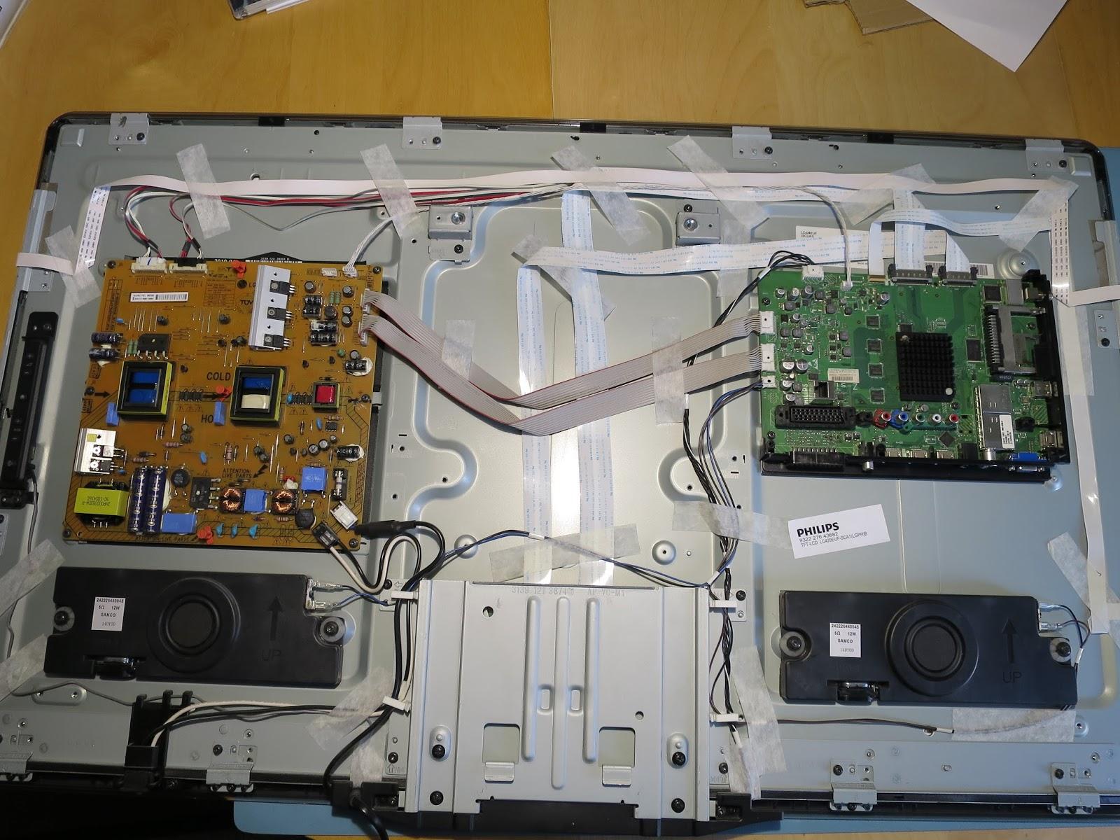 Alpengeist's TV (and other stuff) Repair Blog: Philips