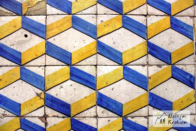 azulejos Lizbona