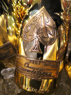 Armand de Brignac Ace of Spades Gold Brut Champagne (91 pts)