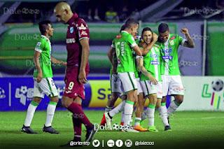 Oriente Petrolero goleó a Bolívar 5-1 - DaleOoo