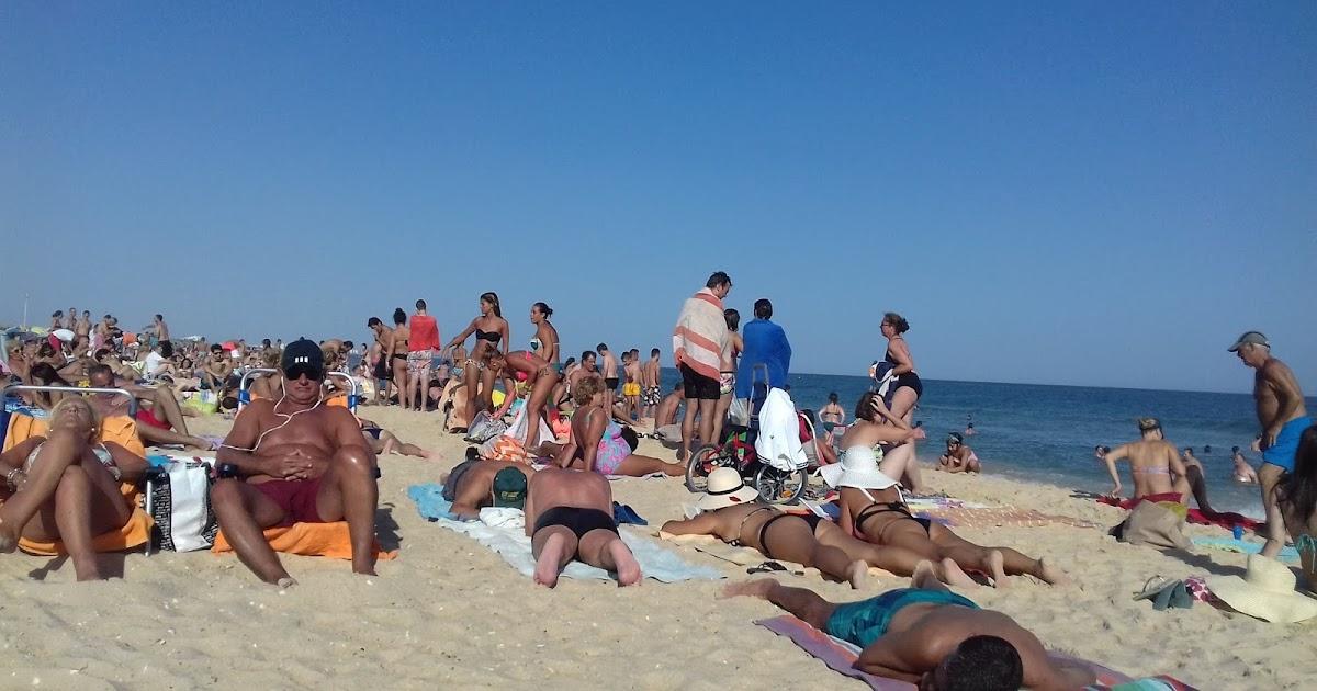Manta Rota é uma das praias mais emergente em Portugal