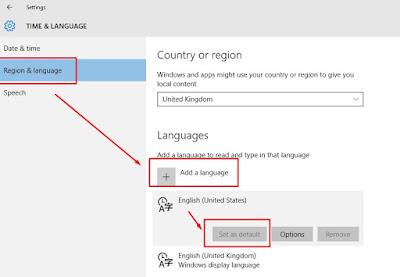 Cara Merubah Pengaturan Keyboard di Windows 10