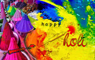 Happy Holi 2017 Photos Of Colors.
