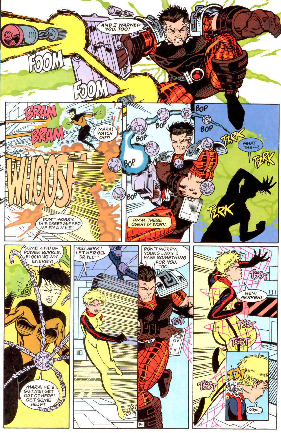 Legion of Super-Heroes (1989) 51 Page 14