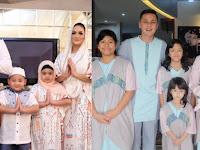 Begini Serunya Deretan 8 Keluarga Artis Indonesia Rayakan Lebaran, Tapi Nomor 5 Malah Dicibir