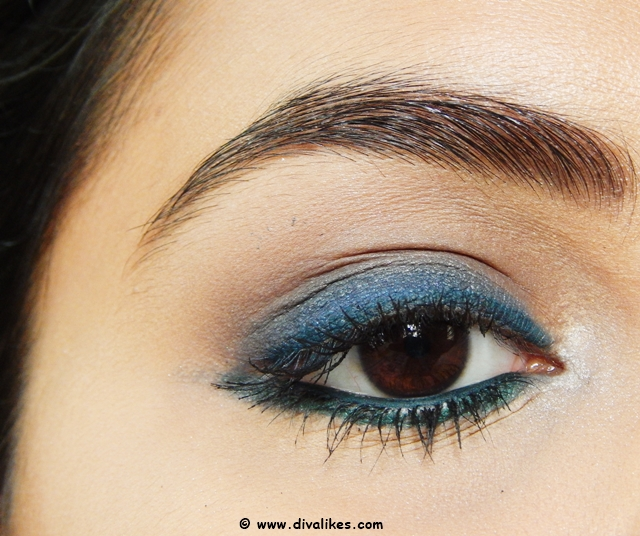 Maybelline Colossal Kohl Crushed Emerald Eyes