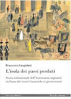 "Francesco Cangialosi, ""L'isola dei passi perduti"" (Ed. Nuova Ipsa)"