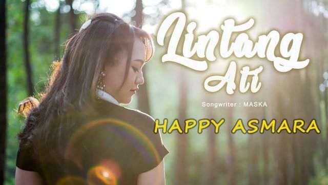 Gambar cover Happy Asmara - Lintang Ati