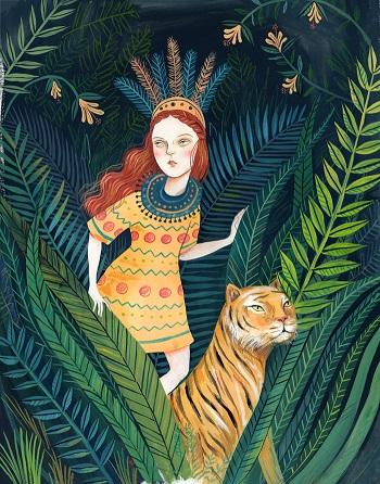 ilustracion por Helena Perez Garcia | cool illustration art drawings, pictures | imagenes chidas bellas, emociones y sentimientos