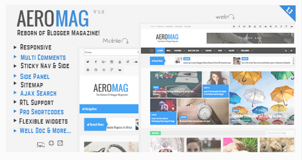 free-premium-blogger-theme-template