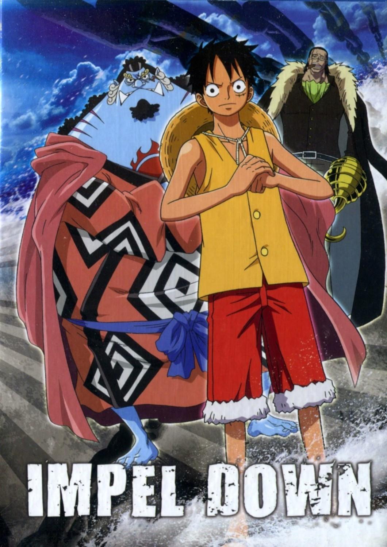 One Piece วันพีช ซีซั่น 13 อิมเพลดาวน์ ตอนที่ 421-456 พากย์ไทย