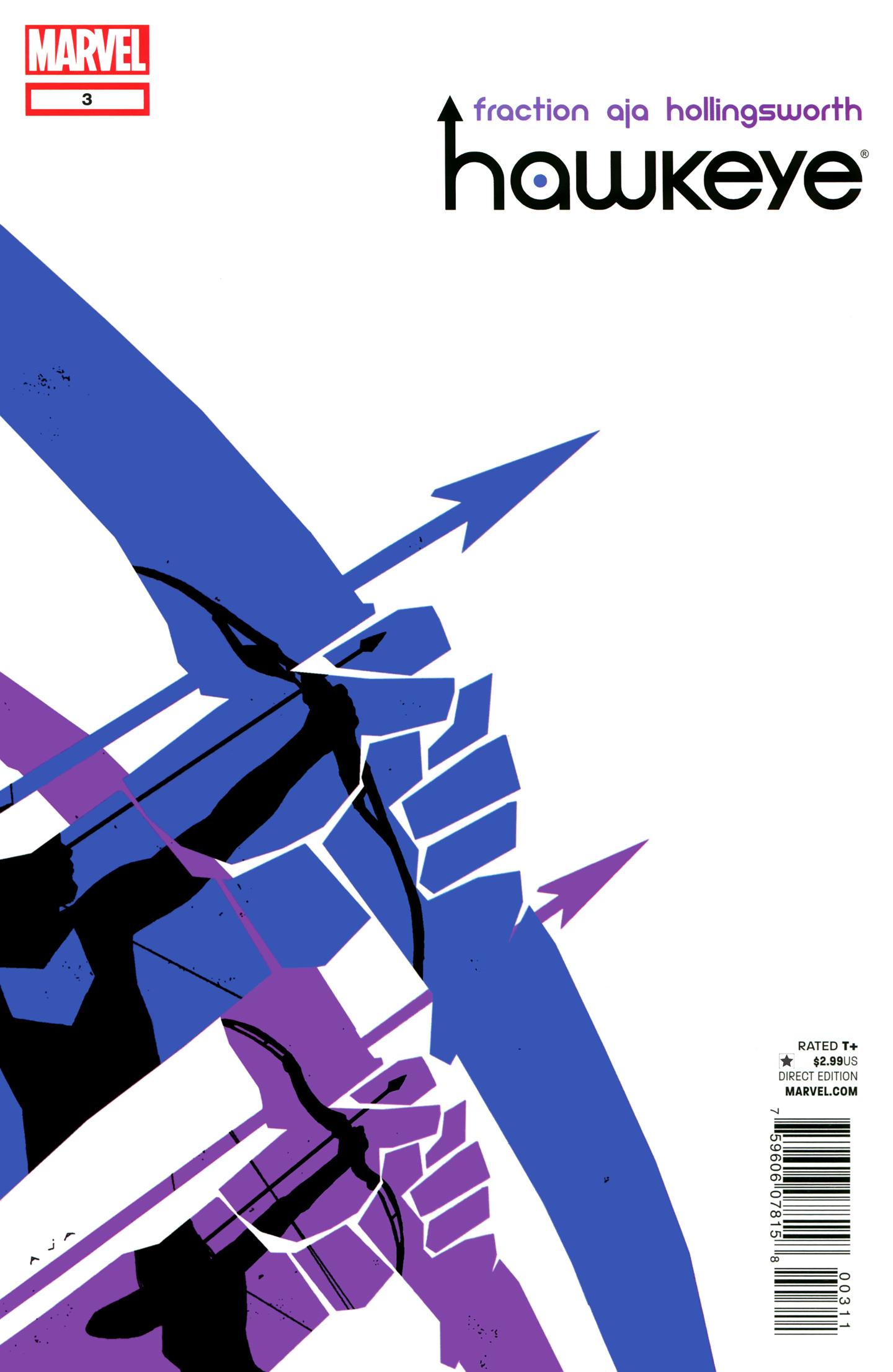 Hawkeye (2012) 3 Page 1