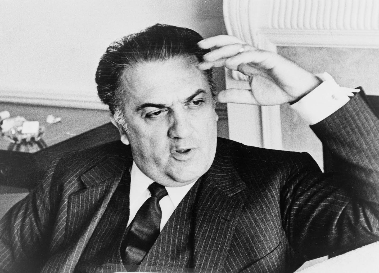 Imagen: Federico Fellini