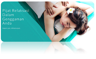 Daftar GO-MASSAGE Online : Jadi Mitra Go-Massage Layanan Dari Go-Jek