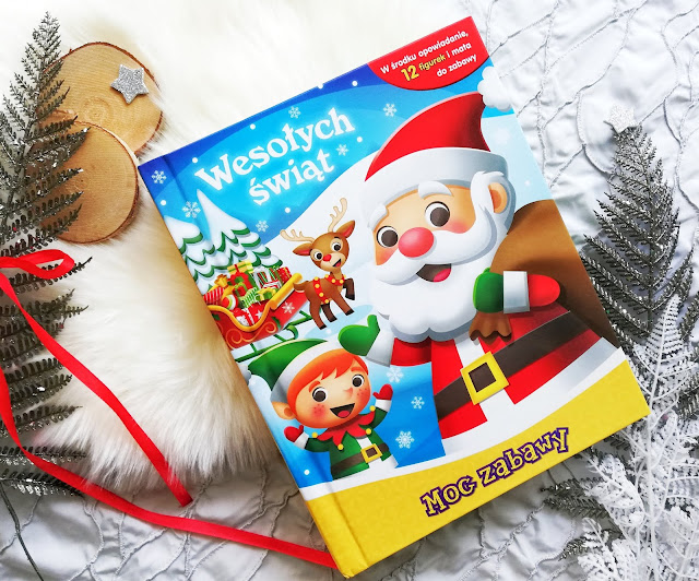 Wesołych Świąt | Moc Zabawy | Wydawnictwo MEDIA SERVICE ZAVADA