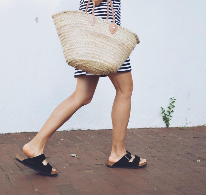 Birkenstock Sandals Street Style