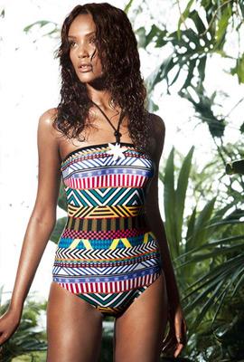 Bikinis 2013 Y Bañadores Moda Dolores Natural Cortés Mente 34R5LAjq