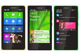 Nokia Android Phones – Nokia X, X+, XL