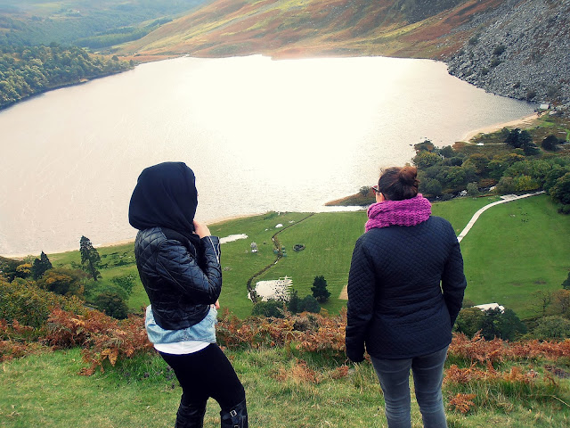OOTD : Przyjaciółka w Irlandii / A friend in Ireland