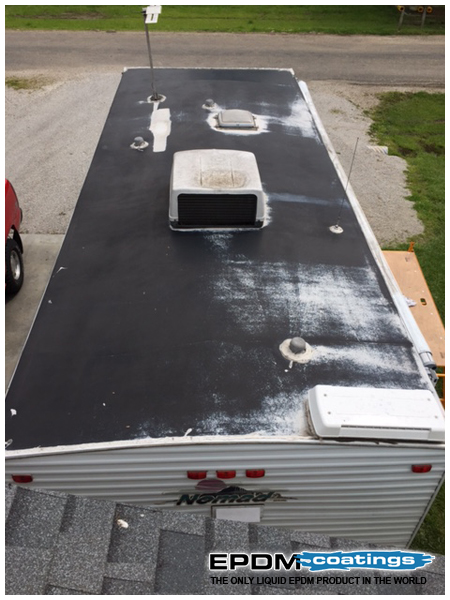 Elegant The September 2013 Issue Of Trailer Life Includes A Technical Feature Of Ours About RV Roof Maintenance And Repair This Seems Like A Pretty Mundane Topic, But We Actually Got Quite Wrapped Up In It As We Uncovered The Many