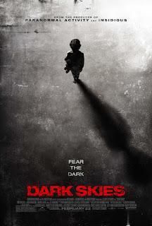 Sinopsis Film Dark Skies (2013)