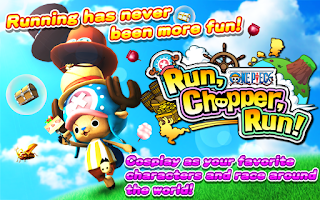 One Piece Run Chopper Run MOD v1.0.5 Apk (Unlimited Money) Terbaru 2016 1