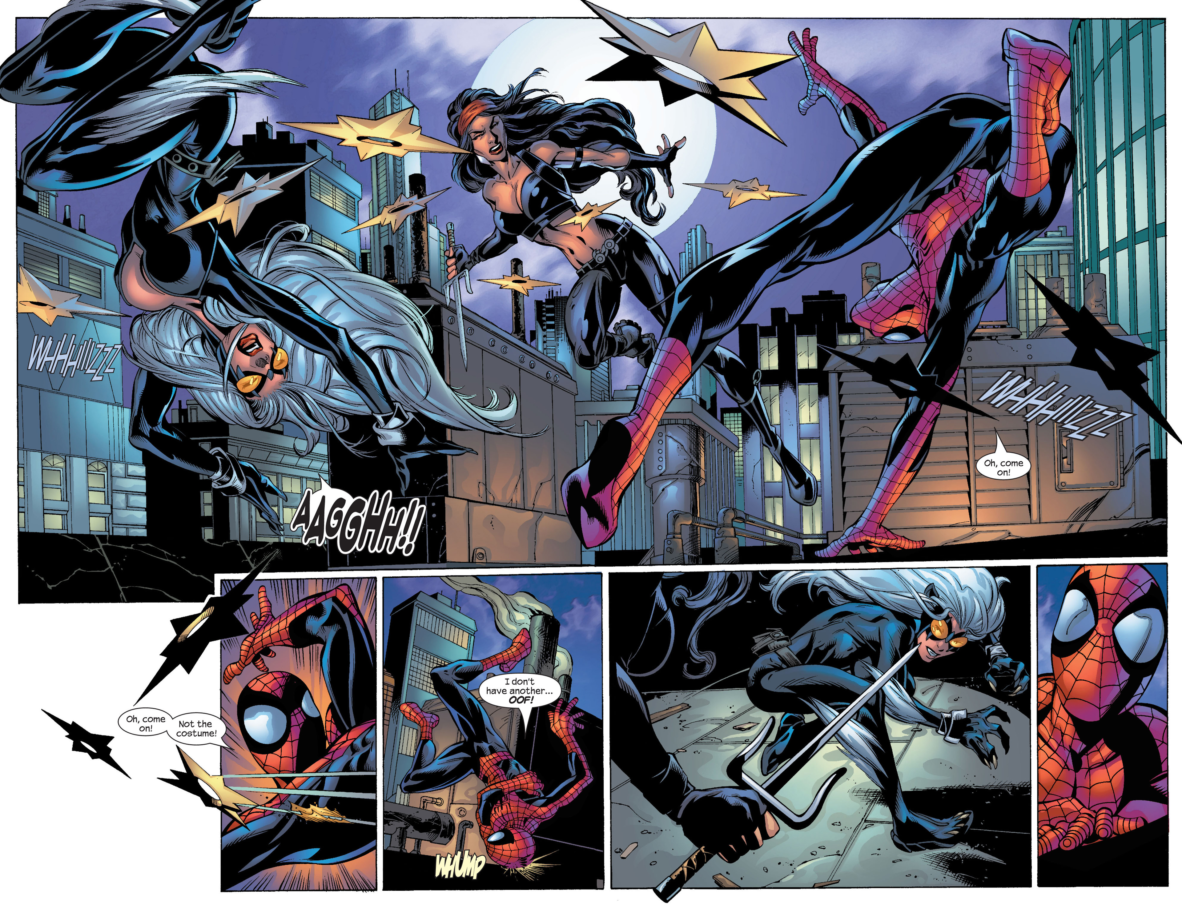 Read online Ultimate Spider-Man (2000) comic -  Issue #52 - 4