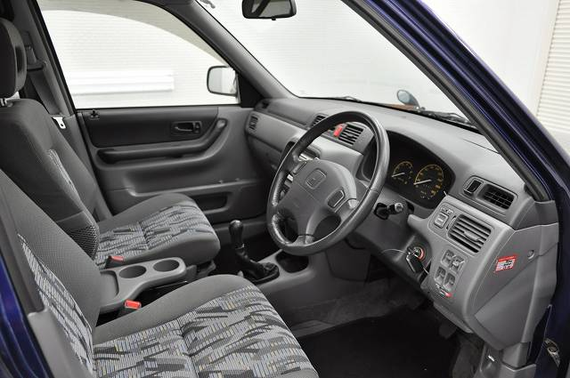 1998 Honda Cr V Active Scape 4wd For Mozambique Japanese