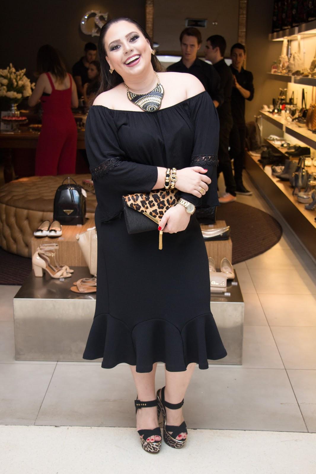 62a244787c Blog Laiara Leoni Plus Size  Carmen Steffens Novo Shopping acaba de ...