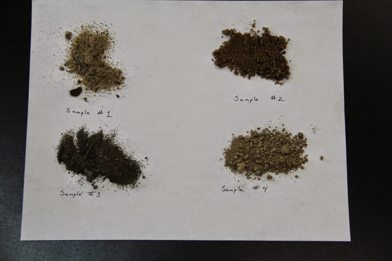 Silt Soil Isabella Conservation ...