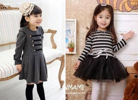 baju anak korea style