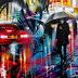 Brick Lane Street Art Mural by London Artist Dan Kitchener