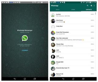 Whatsapp Mod v2.12.367 by Gio