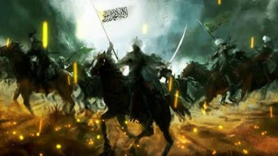 Abu Musa Asy'ari Pemimpin Prajurit Berkuda
