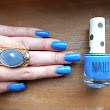 Topshop Nails in AWOL - Feeling Blue