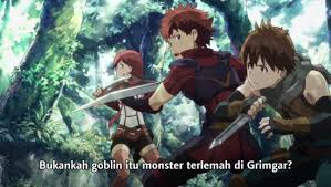 anime, 2016, sinopsis, Hai to Gensou no Grimgar, review, download, episode 2, situs, link, picture, gambar