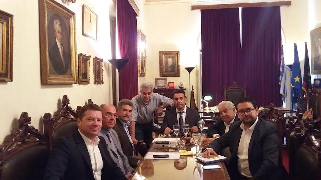 Ο Δήμαρχος Ναυπλιέων Δ. Κωστούρος προέδρευσε στη Γενική Συνέλευση του Δικτύου Πόλεων «Ιωάννης Καποδίστριας» στην Κέρκυρα